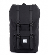 Herschel Supply Co. Little America 15 Inch black/black (00535)