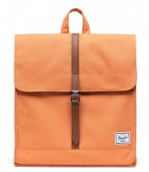 Herschel Supply Co. City Mid Volume Papaya (03885)