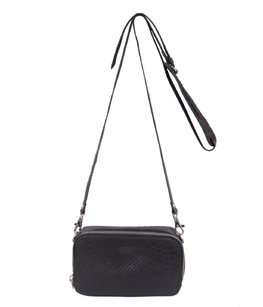 f72499247265 My Black Bag Boxy anaconda black (50483062) MYOMY