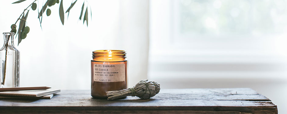 P.F. Candle Co Living